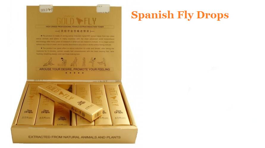 spanish fly drops